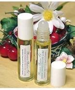 Amber Musk Perfume Oil by Berrysweetstuff.com HANDMADE - $7.00