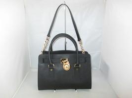 Michael Kors Handbag Studio Hamilton Saffiano L... - $179.99