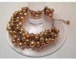 Bracelet gold sea shell pearls thumb155 crop