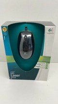 Logitech LS1 Laser Wired Mouse *New* USB - $34.60
