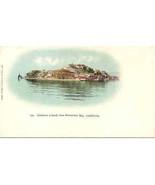 Alcatraz Island San Francisco 1898 Private Mailing Card - $10.00