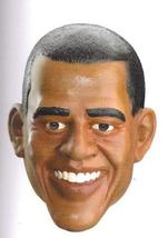 PRESIDENT OBAMA FULL OVER THE HEAD VINYL MASK - $29.00