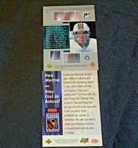 Dan Marino # 13 Miami Dolphins QB Football Trading Cards AA-19FTC3003 Vintage Co image 10