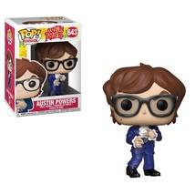 Austin Powers Movie Austin Vinyl POP Figure Toy #643 FUNKO NEW NIB - $8.79