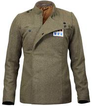 Mens Star Wars Galactic Empire Imperial Officer Uniform Wool Costume Jacket image 2