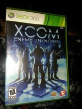 XCOM: Enemy Unknown Microsoft Xbox 360 2K Games Free Shipping! Tested  - $8.42