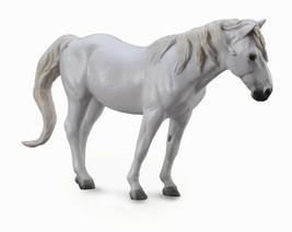 <><  Breyer CollectA 88749 Camargue horse grey exceptional - $9.65