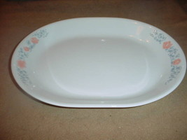 Corelle Apricot Grove Oval Serving Platter Brand New Free Usa Shipping - $23.36