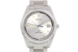 Top Mint Grand Seiko SBGX271 9F62-0AB0 9F Quartz Watch Ss Silver Men's Watch F/S - $1,542.42