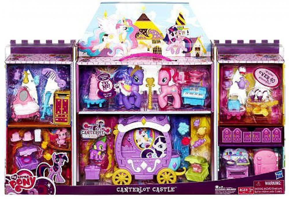 Primary image for My Little Pony Exclusive Deluxe Playset Canterlot Castle