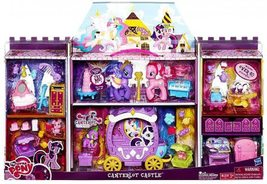 My little pony exclusive deluxe playset canterlot castle thumb200
