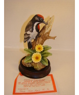 Andrea by Sadek Red-Headed Woodpecker IN BOX - $29.99