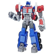 Transformers Toys Heroic Optimus Prime Action Figure - Timeless Large-Sc... - $37.78