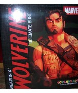 Weapon X Wolverine Ultimate Bust Marvel NEW - $45.00