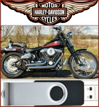 1997-1998 Harley Davidson Softail Service Repair Manual On USB Drive - $18.00