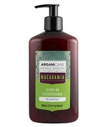 Arganicare Hydrating Macadamia Leave in Conditioner for Curly Hair Enric... - $19.22