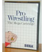 Pro Wrestling, the mega cartridge - Sega - $15.95