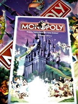 Monopoly -The Disney Edition - Property Trading Game From Parker Brothers -2001 image 12