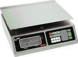 Tor-Rey LPC-40L 40Lb Portable Digital Computing Scale NTEP Legal for Trade  - $186.44
