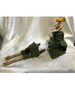 Vintage 1986 Kenner Centurions Detonator Parts Jake Rockwell - $39.99