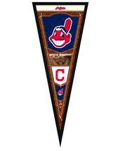 "Cleveland Indians13"" x 33"" Framed Pennant - $33.11"