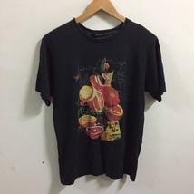Johnbull Co Ltd Medium M T Shirt   Black - $78.20