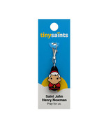 Tiny Saints Saint John Henry Newman CHARM - Bracelets, Backpacks, Gifts,... - $9.31