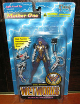 1995 McFarlane Toys WetWorks Mother-One Ultra Action Figure New Damaged ... - $9.99