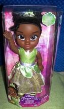 "Disney Princess MY FRIEND TIANA 14"" Doll New - $28.88"