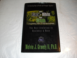 when  black  and  white  make  green - $4.99