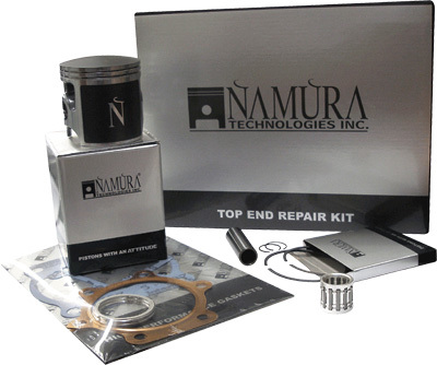 Primary image for Namura Piston Gasket Kit 47.43mm 47.43 mm Suzuki RM80 RM 80 91-01