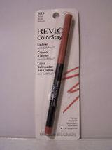 NEW Revlon ColorStay Lipliner with SoftFlex - Rose #655 - $5.50