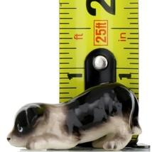 Hagen Renaker Dog Border Collie Pup Ceramic Figurine image 2
