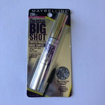 Maybelline Colossal Big Shot Tinted Primer #230 Black SEALED NEW - $6.92