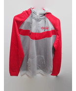 Coca-Cola Performance Hooded Sweatshirt Hoodie Chevron design - BRAND NEW - $66.50