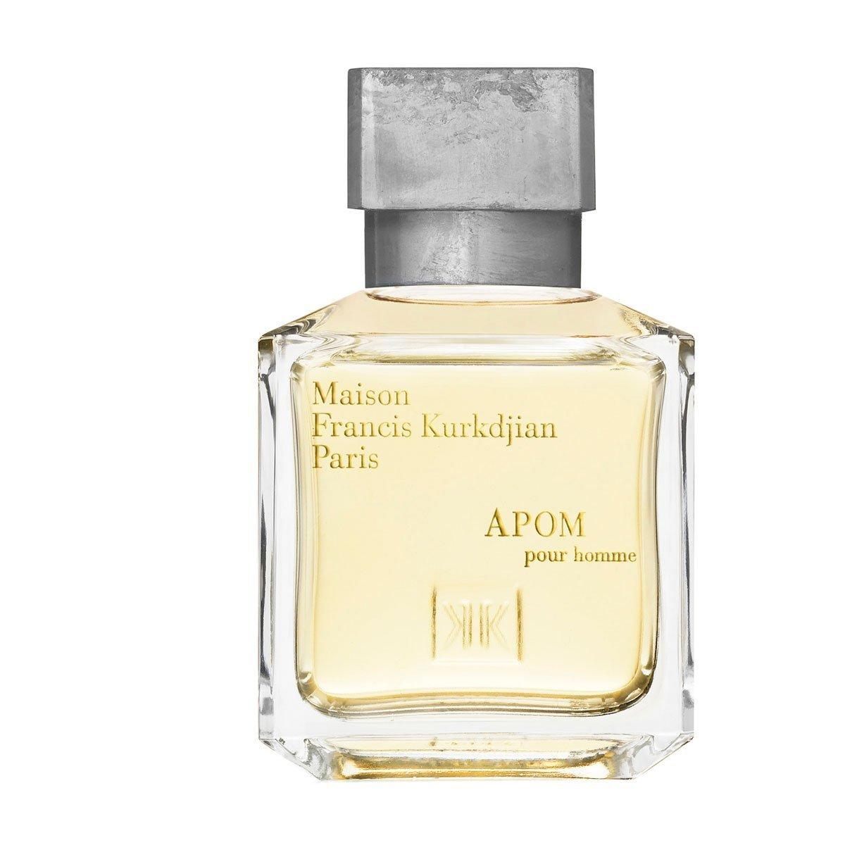 APOM by FRANCIS KURKDJIAN 5ml Travel Spray Perfume Orange Cedar Amber HOMME