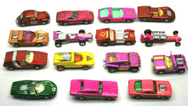 15pc Early Super Fast Matchbox 1968 1970 1971 Lesney England Matchbox HO... - $158.02