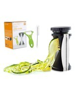 Cool-Shop Vegetable Spiralizer Bundle - Spiral Slicer - Zucchini Spaghet... - $177,33 MXN