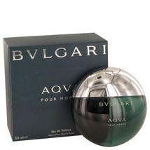 Aqua Pour Homme By Bvlgari For Men 1.7 oz EDT Spray - $45.19