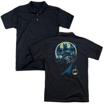 Batman - Heed The Call (Back Print) Mens Regular Fit Polo - $24.99+