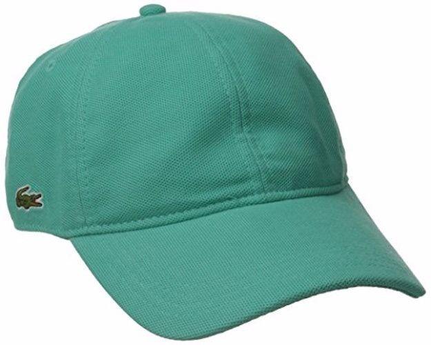 a9818501039 Lacoste Men s Pique Cotton Cap