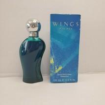 Giorgio Beverly Hills Wings Eau De Toilette/ Cologne Spray 100ml/3.4oz Mens - $22.72