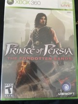 Prince of Persia: The Forgotten Sands - Xbox 360 - $15.52