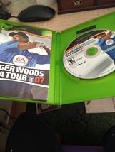 MicroSoft XBox Tiger Woods PGA Tour 07 image 2