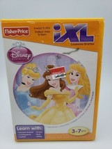 Fisher Price I Xl Disney Princess Ages 3-7 Years Free Shipping!! New Open Box - $6.92