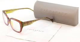 Authentic Face A Face Eyeglasses Frame Calas 1 247 Purple Green Acetate France - $233.33