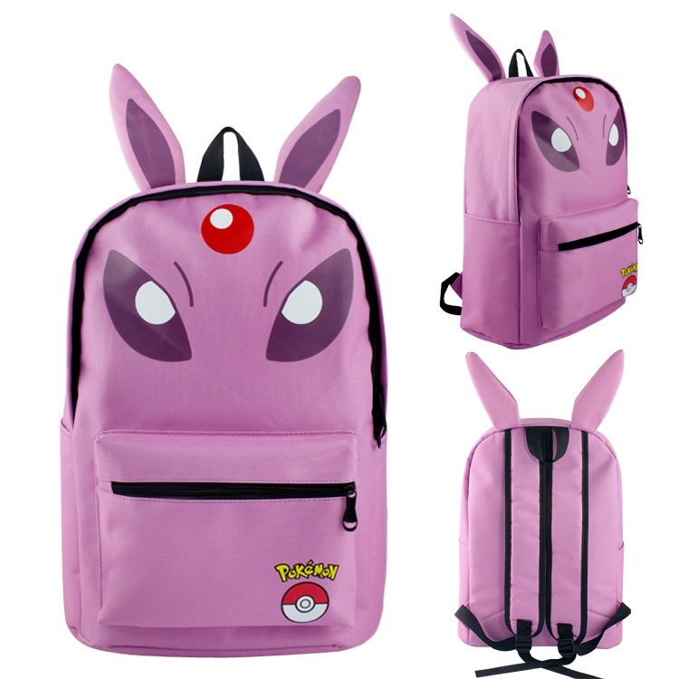 ff8d6d3dfa88 Pokemon Game Theme Backpack Schoolbag and 14 similar items