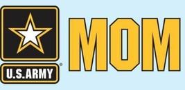 "United States Army Star ""MOM"" 3"" x 6.25"" Decal - $17.62"