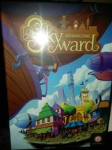 Skyward Airborne City Card Board Game w/Allegiances Discord Expansion Ne... - $15.84