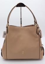 NWT Coach Edie 31 Patchwork Tea Rose Snakeskin Leather Shoulder Bag 2496... - $245.00